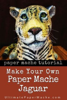 Ultimate Paper Mache (ultimatepapermache) on Pinterest