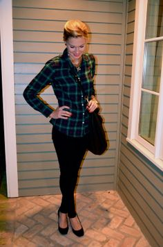 C. Style: Mad About Plaid
