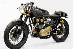 1982 Yamaha XS650 Cafe Racer by Chappell Customs