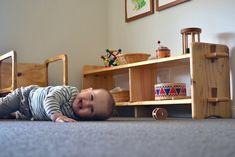 Móveis para quarto de bebê.