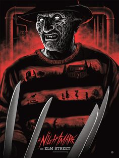 A Nightmare on Elm Street - Gary Pullin ----