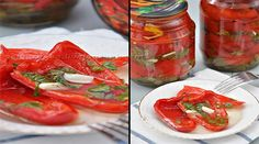 "Kiseli paprike ""u armenskom"" - ukusna stanka Armenian Recipes, Russian Recipes, Canning Recipes, Kitchen Recipes, Side Dish Recipes, New Recipes, Georgian Cuisine, Stuffed Sweet Peppers, Fermented Foods"