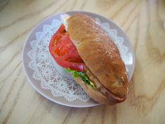 morning 朝食 パン サンドイッチ breakfast