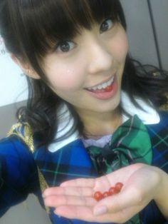 藤江れいなオフィシャルブログ「Reina's flavor」 : 問題。 http://ameblo.jp/reina-fujie/entry-11334731987.html