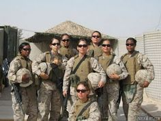 us army women... Women can be in the army too!!!!!