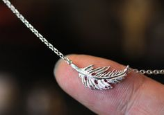 Hey, I found this really awesome Etsy listing at https://www.etsy.com/listing/185090380/tiny-fallen-leaf-charm-necklace-womens