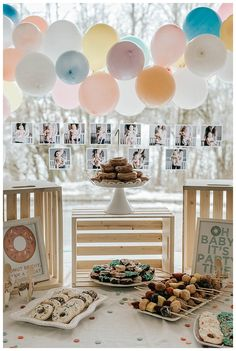 """Our """"Donut Grow Up"""" baby boy's 1st birthday is finally up on the blog. Last weekend was the big day and I couldn't have been more happ..."""