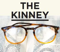 "Come Try ""Kinney"" Out And SEE Things in a New LEIGHT #JosephsonOpticians #GetTheLook"