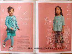 Unikuun terapiahuone: * 1/2015 Ottobre Design Kids Fashion