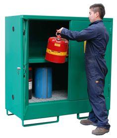 ALMACENES CS. CS5. Para almacenar con seguridad recipientes menores.