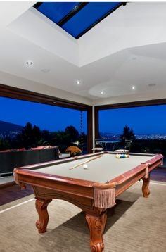 43 Billiard Room Design Ideas | Sebring Design Build Billiard Pool Table, Billiards Pool, Antique Pool Tables, Pool Table Room, Game Room Basement, Pool Table Lighting, Basement Remodeling, Traditional Design, Family Room