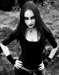 #Goth girl