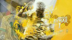 Wallpaper: Neymar #fcblive [via @neymarjr11_idn]