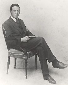 """Clive Staples Lewis was born in Belfast, Ireland (now Northern Ireland), November 29, 1898 to Albert James Lewis and Flora Augusta Hamilton Lewis. He had a brother, Warren Hamilton Lewis (Warnie), three years his elder. He adopted the name """"Jack"""" as a boy, a nickname he coined for himself at the age of four after the beloved neighborhood dog Jacksie died. From that point on, he was known by this nickname by close friends and family."""