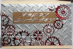 Kiwime's Kreations: Duct Tape and Gears