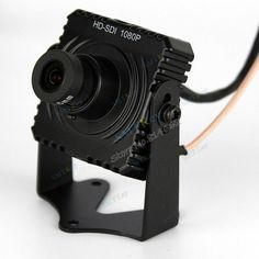 € 62,86 1080P mini HD SDI CCTV camera 1/3 inch progressive scan 2.1 Mega Pixel Panasonic CMOS Sensor 3M Pixels 3.6mm korean lens