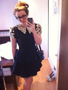Dress, #Manoush - Rented from Wish Want Wear  Bag, Vintage #Chanel - Hired from Wish Want Wear