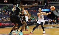 WNBA Playoffs: Eastern Conference Preview - TFB  The matchups are set and the WNBA Playoffs get underway Thursday night. The Eastern Conference lines up with the top-seeded New York Liberty facing off against the No. 4 seed Washington Mystics.....