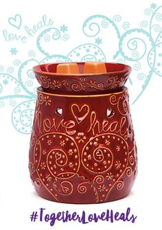 Seasonal Charity & Cause Product | Scentsy Gives Back #TogetherLoveHeals Starlight Foundation Charity Warmer for Australia & New Zealand.