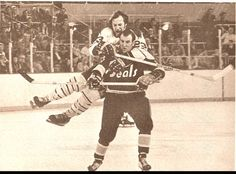 Eddie Shack | Buffalo Sabres | NHL | Hockey