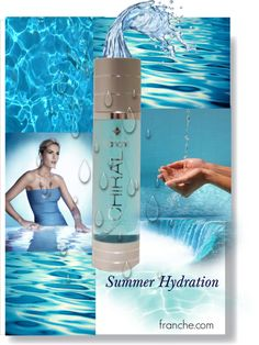 """""""Hydrate Your Face"""" by jinnette-ries-park on Polyvore"""