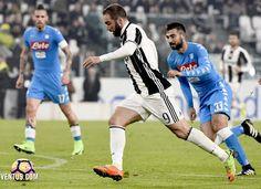 Blog Esportivo do Suíço: Dybala e Higuaín comandam reação, e Juventus bate Napoli no 1º jogo da semi da Copa da Itália