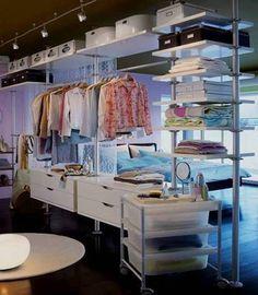 1000 images about closet ideas on pinterest diy walk in. Black Bedroom Furniture Sets. Home Design Ideas