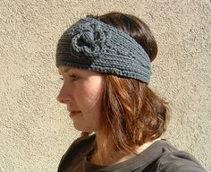 Morning Walk Headband - I think this is practically the exact headband you have, just plain and simple.