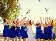 short_bridesmaid_dresses
