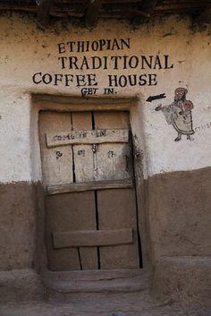 Coffee House . Ethiopia