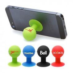 Corporate Gifts Ideas Universal Phone Stand- trade show giveaway, Tech, Branded Promo