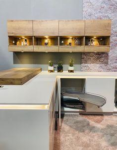 European Designs Show Inspiring Innovation at KBIS 2020 - Laurence Carr Design Nobilia Kitchen, Kitchen And Bath, Kitchen Designs, Layout Design, Design Blogs, European Kitchens, Kitchen Trends, Ikea, Interior Inspiration