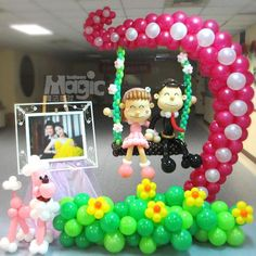 Our 3 favourite balloon artists – Little Red Balloon : Balloon Decoration | Balloon Arch | Balloon Columns | Balloon Photo Booths | Helium Balloons Delivery
