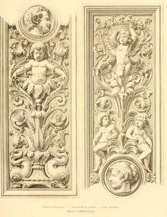 img/dessins meubles mobilier/ornements de pilastres genre moderne.jpg