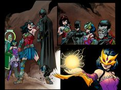 DC Comics Infinite Crisis - Episode 5  #batman #superman #dccomics #madefire #motionbooks