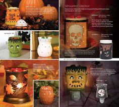 Fall Scentsy warmers http://kslater.scentsy.us