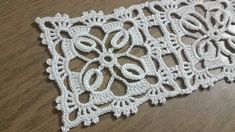 Faire des motifs de dentelle carrée au crochet et des napperons au crochet – Ирландское кружево – Couture Slip Stitch Crochet, Crochet Doily Patterns, Tunisian Crochet, Crochet Squares, Irish Crochet, Crochet Designs, Crochet Doilies, Easy Crochet, Crochet Flowers