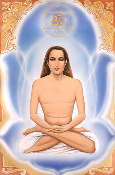 Dossier Photo, Mahavatar Babaji, Saints Of India, Indian Saints, Spiritual Medium, Guru Purnima, Lord Shiva Family, Ascended Masters, Pranayama