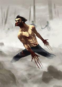 Wolverine by Dimitar Torbakov