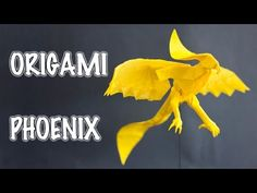 Like my fanpage on Facebook to be the first to know what my next video will be! http://www.facebook.com/TadashiOrigami Where to buy origami paper?: http://ww...