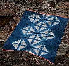 DyeHaus, Dye Workshops,Indigo,Sydney | Shibori Beach throws