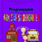 $This is a great booklet to give your parents at the beginning of the school year. Using the ABC's – you will give your parents all the informat...