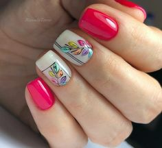 Gelato, Nail Designs, Nail Art, Nails, Virginia, Beauty, Halloween, Instagram, Work Nails