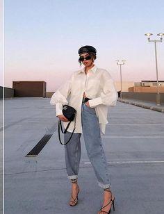 Looks Street Style, Looks Style, Street Style Women, Fashion 2020, Look Fashion, Winter Fashion, Street Fashion, Mode Outfits, Winter Outfits