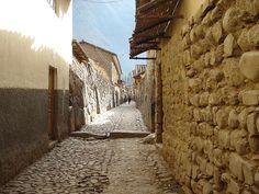 Ollantaytambo, Peru from http://blogs.bootsnall.com/AdventureAli/