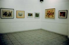 2002 mostra personale galleria Sargadelo Milano
