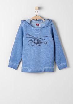 Lässiger Sweater mit Farbeffekt kaufen   s.Oliver Shop