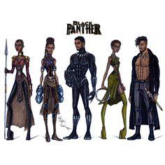 #BlackPanther collection by Hayden Williams. #Okoye #Shuri #Tchalla #Nakia #Killmonger #Wakanda #WakandaForever #Marvel