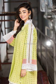 Ammara Khan's 'Shooting Stars' Eid Collection 2018