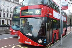 The new London Routemaster bus has got the balance of modern and retro perfectly. London Bus, New London, London Life, Bbc News Today, New Routemaster, New Bus, London Brands, Double Decker Bus, London Transport